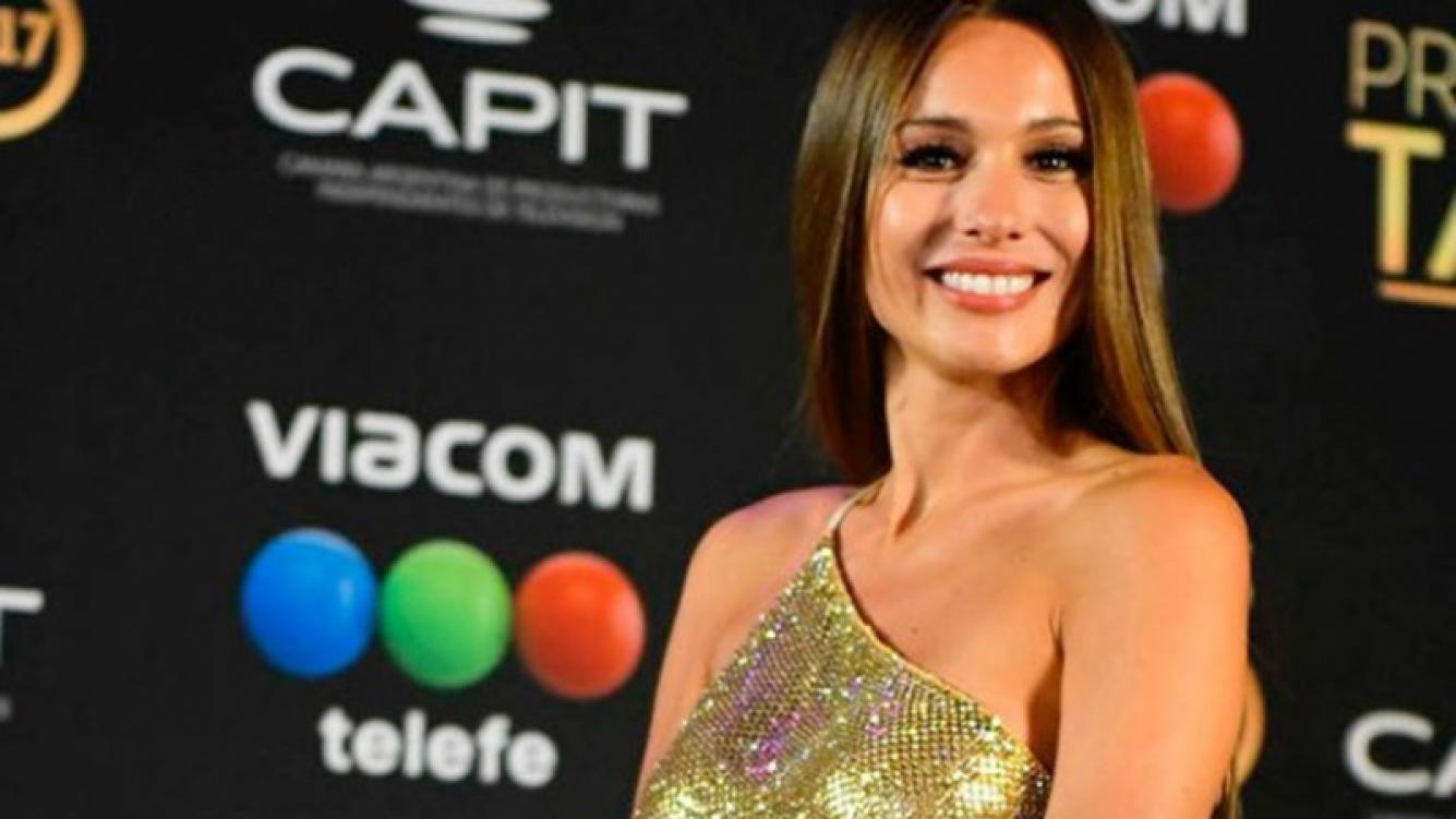 Pampita ya firmo una carta de intención con Telefe para iniciar en marzo su nuevo proyecto