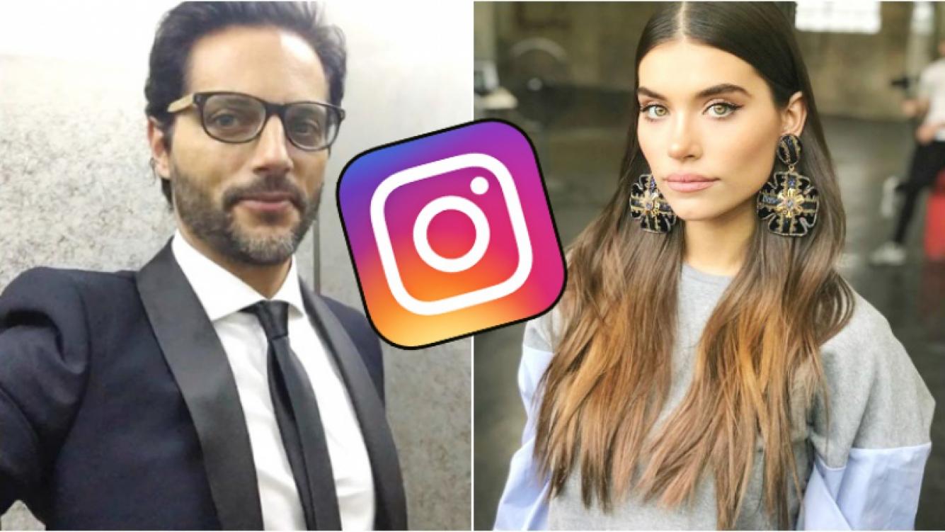 Joaquín Furriel se creó una cuenta en Instagram y Eva De Dominici advirtió a sus fanáticas (Fotos: Instagram)