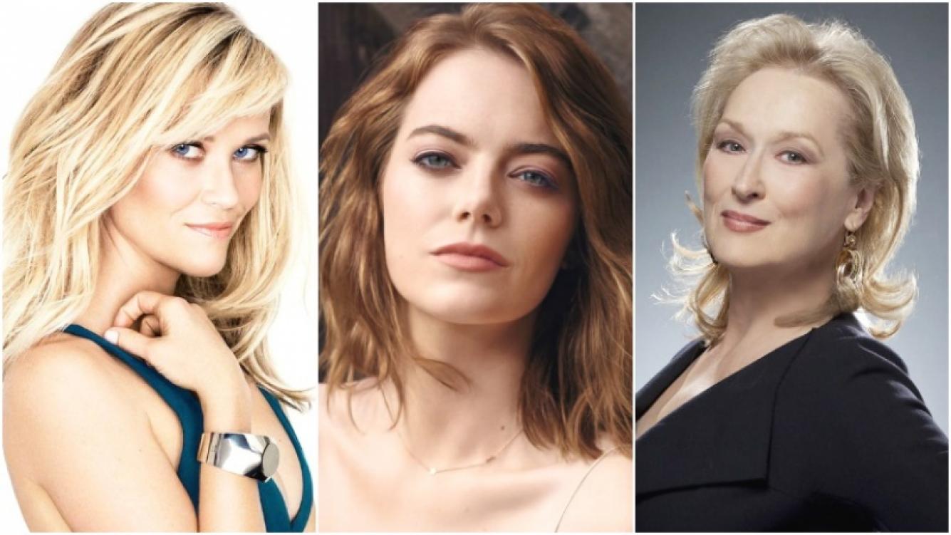 #TimesUp: Estrellas de Hollywood lanzan acción contra acoso sexual (Fotos: Web)