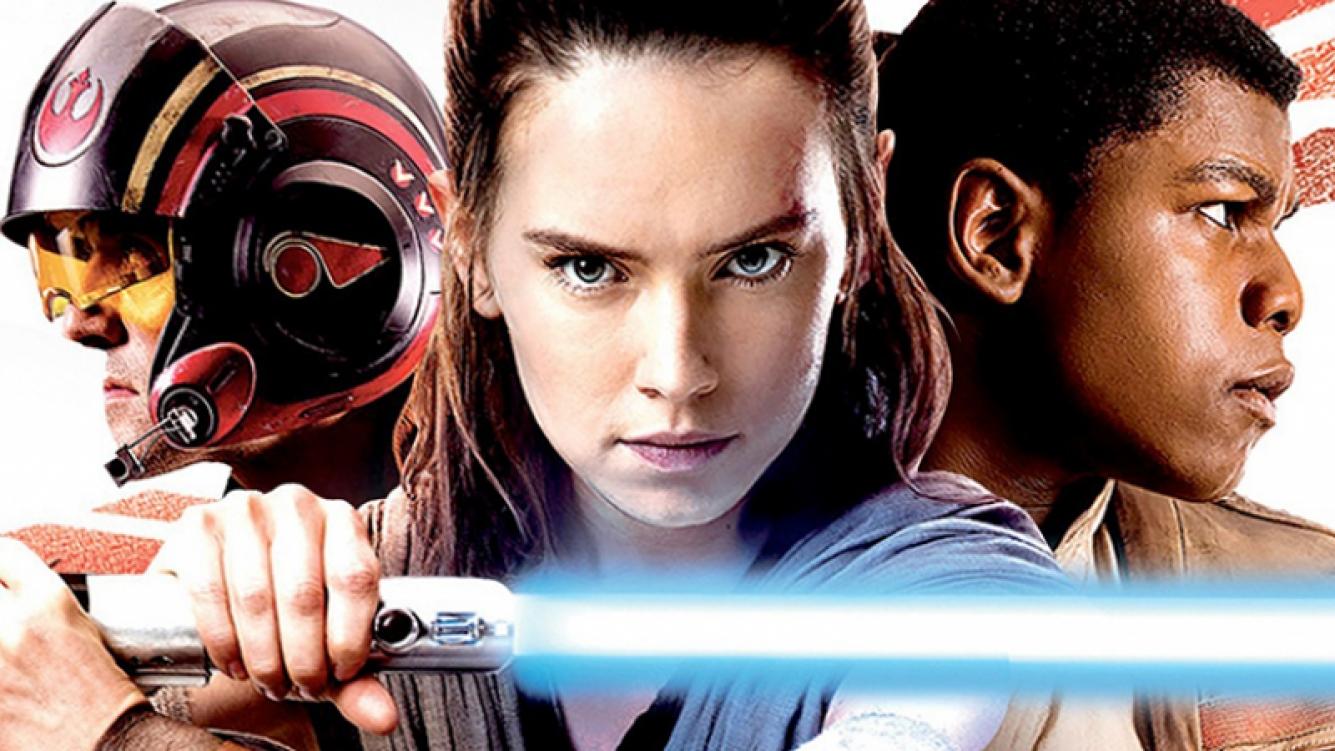 Star Wars: los últimos Jedi es la película del año en Norteamérica