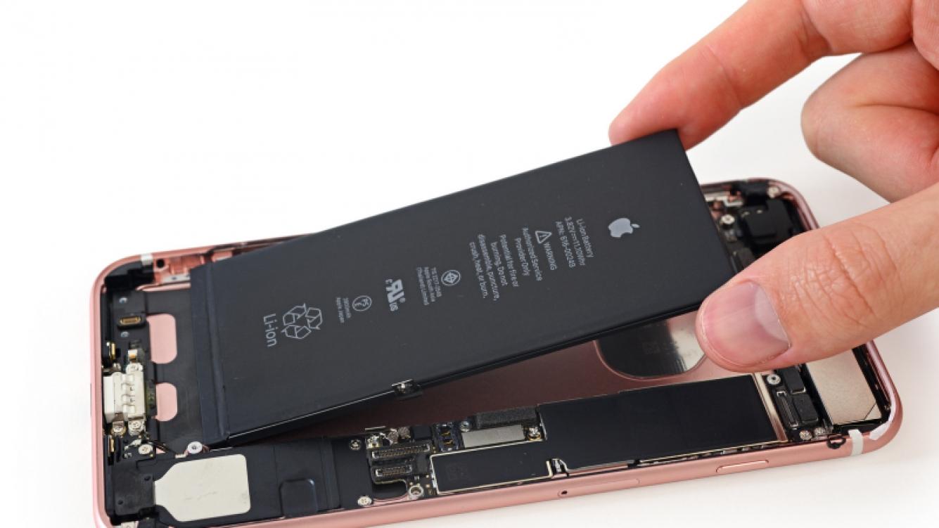 Apple reconoce fallas en las baterías