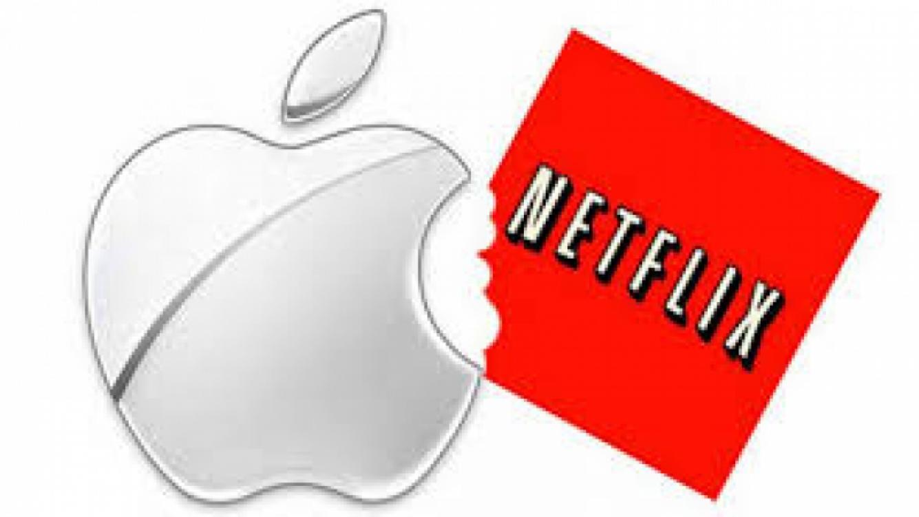 Apple y Netflix de la mano para el 2018