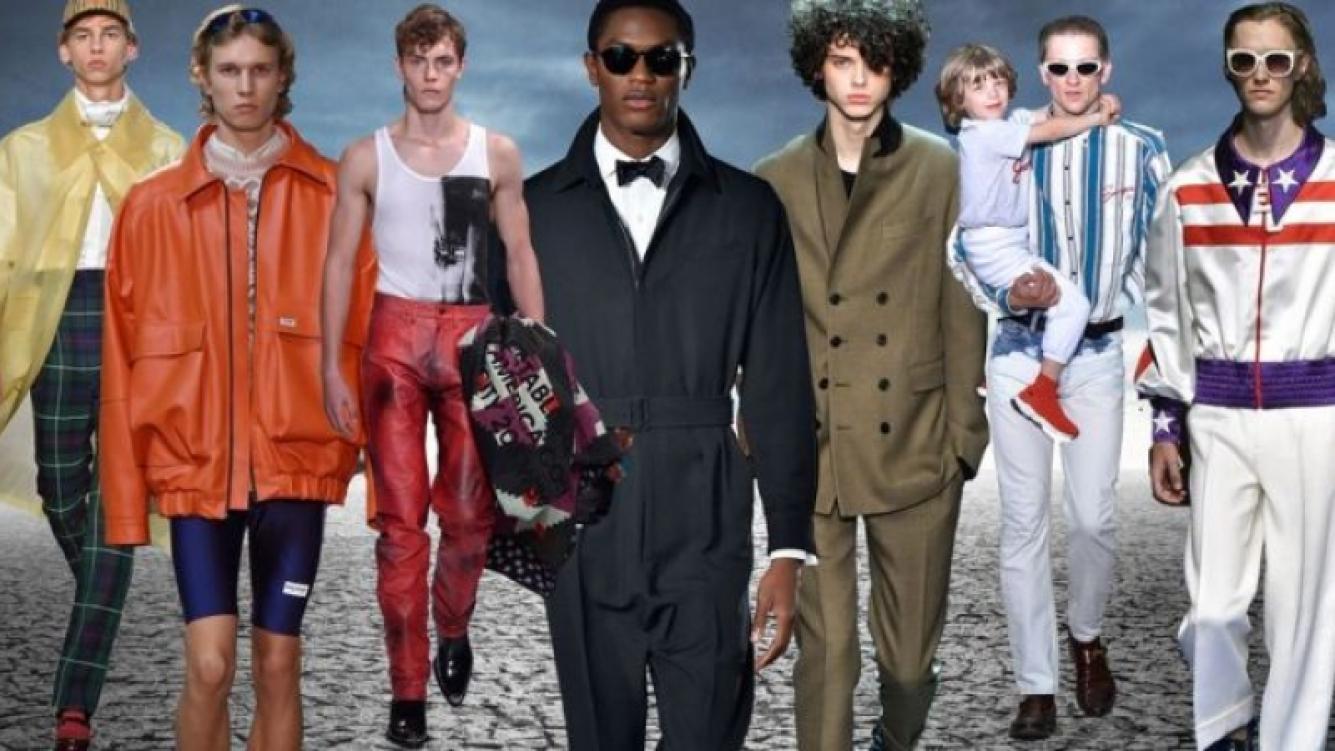 La moda masculina sigue imponiendo tendencias