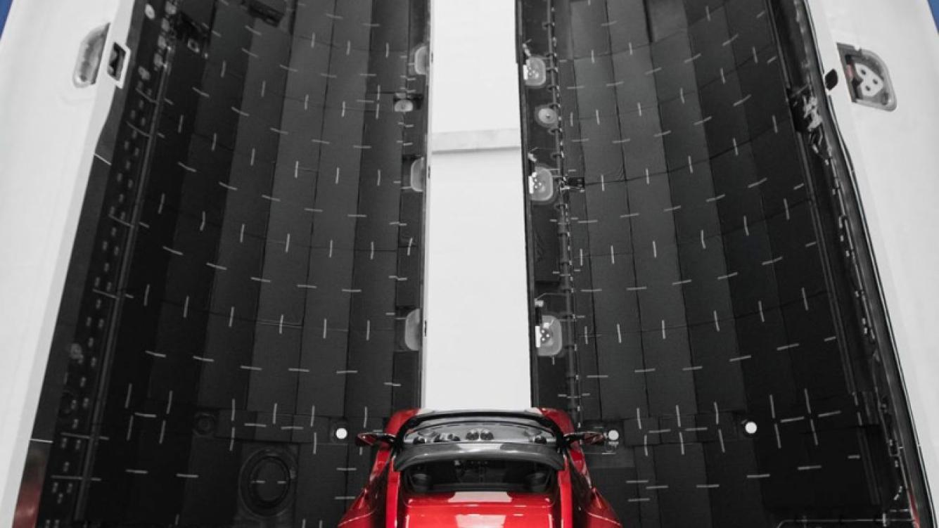 El Falcon Heavy de SpaceX hará historia