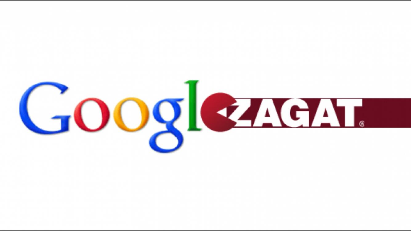 Zagat está en la mesa de compradores