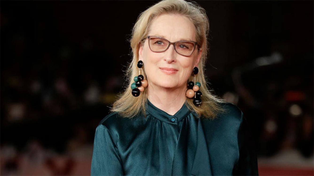 """Meryl Streep aclaró que """"no sabía"""" sobre los abusos sexuales de Weinstein"""