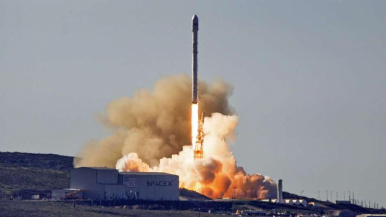 Uno de los fundadores de Paypal lanzó un cohete al espacio