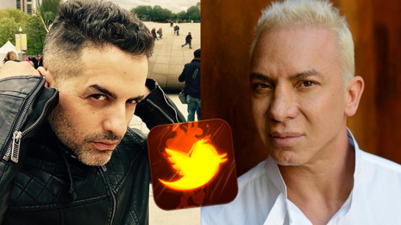 Ángel de Brito y Flavio Mendoza se enfrentaron en Twitter.