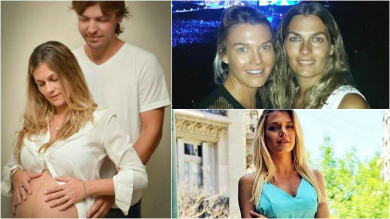 Gisela Berger anunció que se agrandaba la familia y todos pensaron que Scioli iba a tener otro hijo: la que fue mamá...