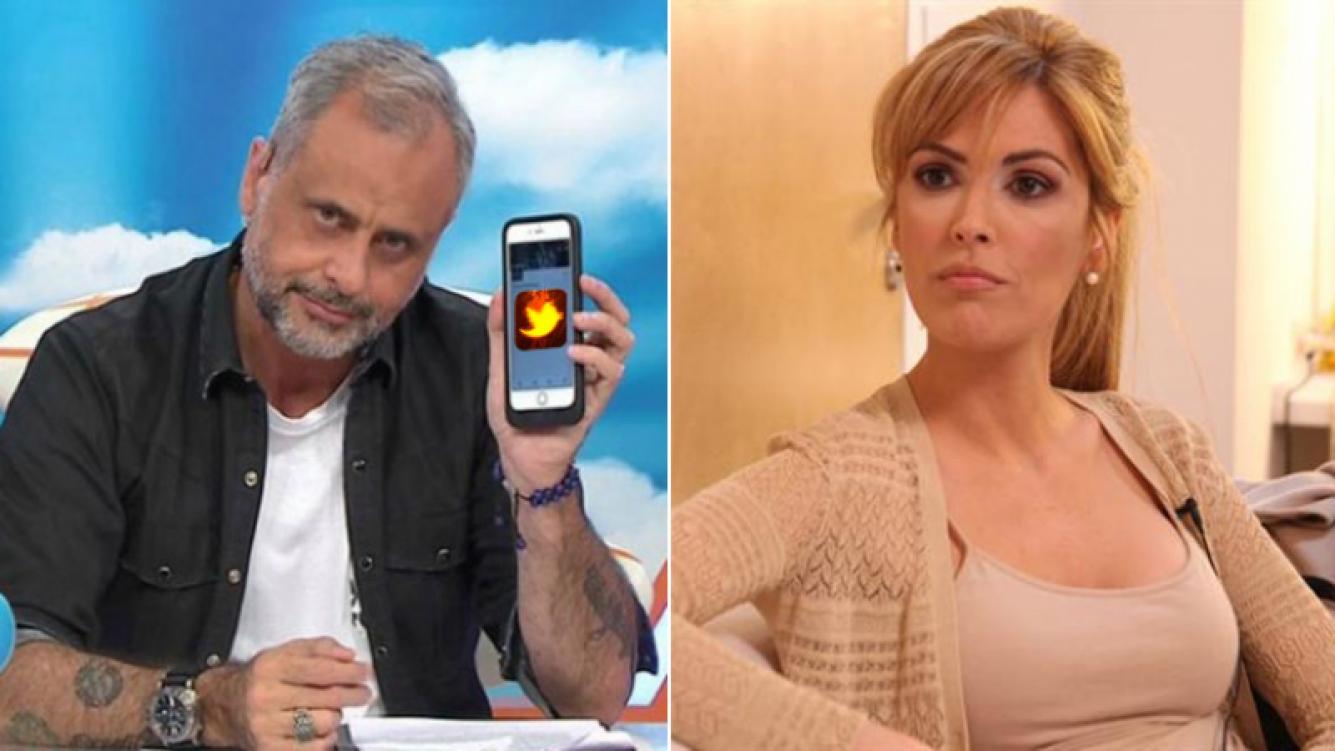 El picante tweet de Jorge Rial contra Viviana Canosa: ¿Y cómo está funcionando su programa? Ah, no está más al...