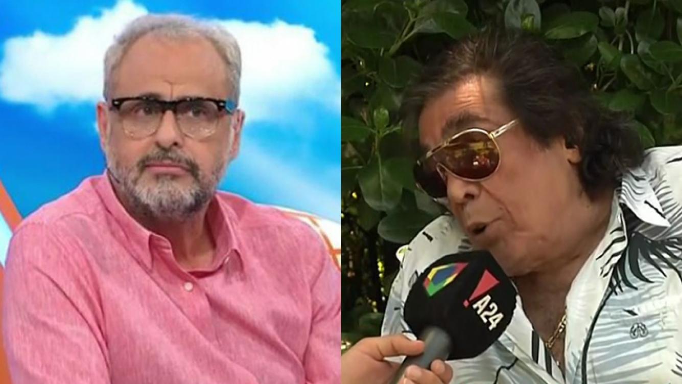 Jorge Rial expresó su enojo por la repudiable frase de Cacho Castaña.