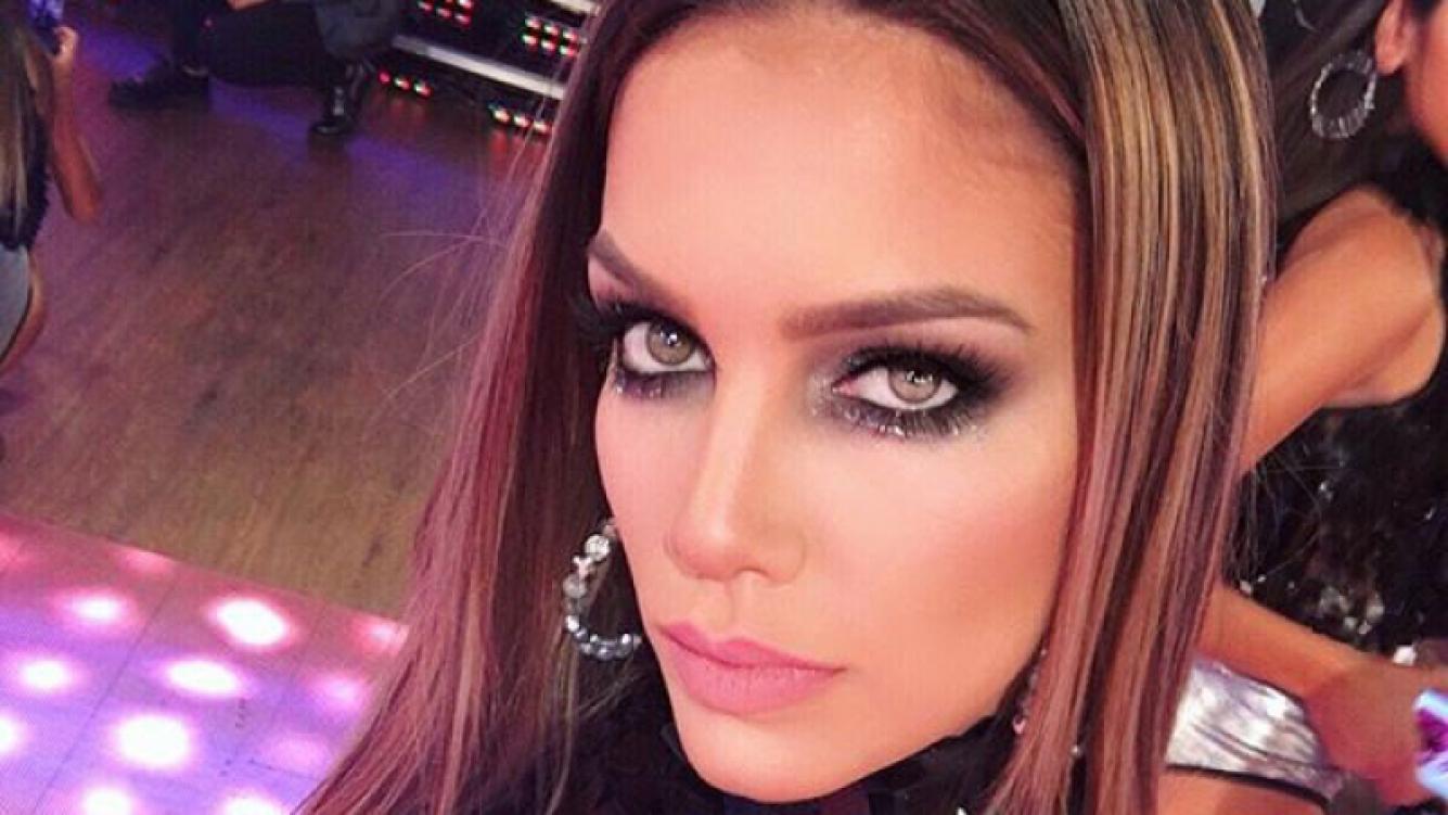 Se viralizó un presunto video prohibido de Rocío Robles y ella se indignó