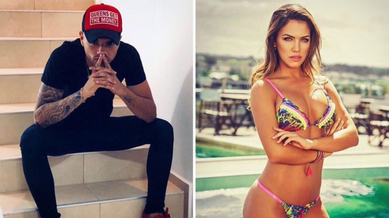 Tyago Griffo y Rocío Robles, ¿del amor al odio? (Foto: Instagram)