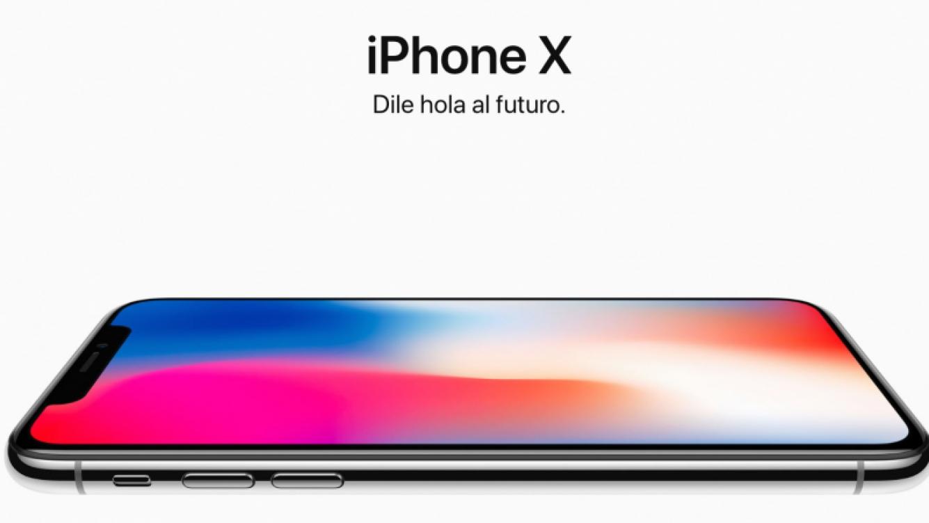 El iPhone X finalmente llegará a la Argentina