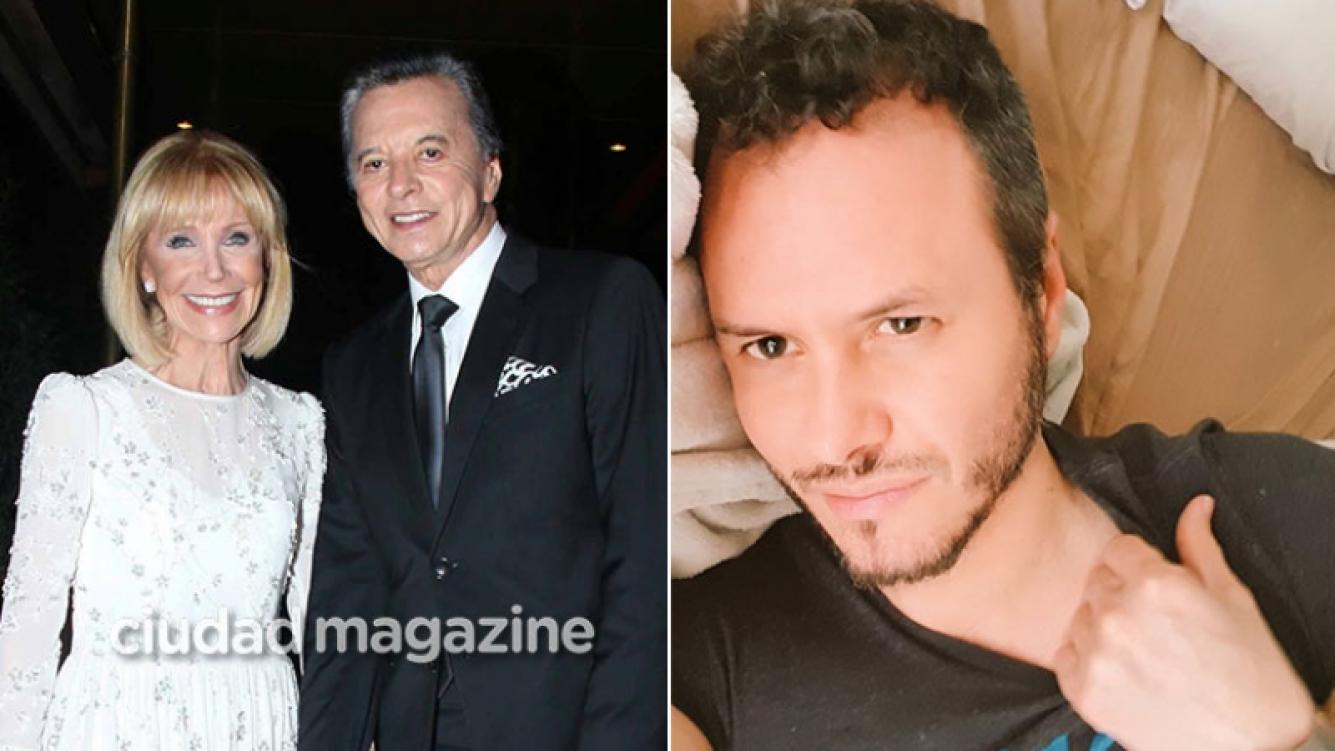 Evangelina Salazar habló de la elección sexual de su hijo mayor, Martín