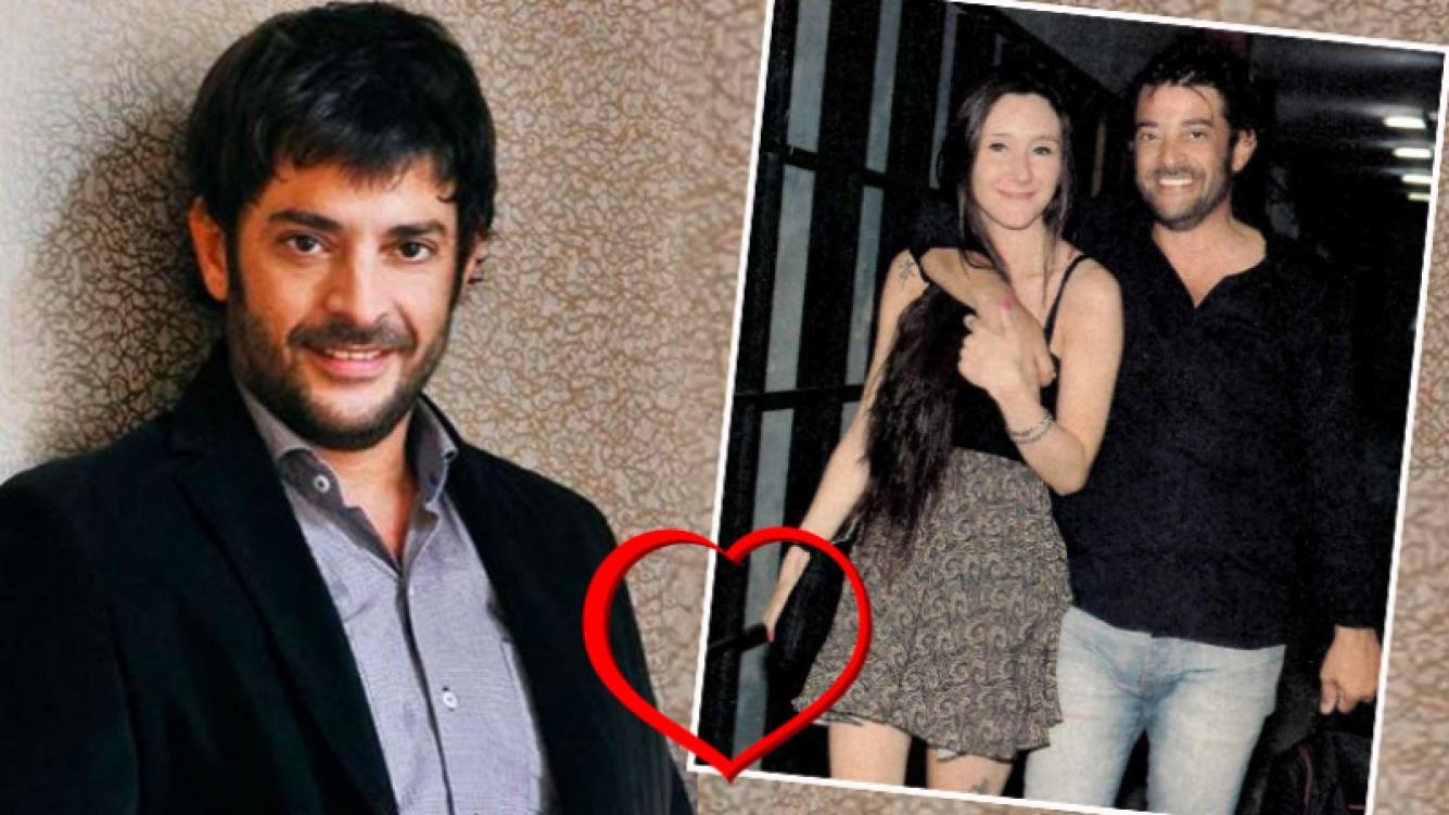 Pablo Rago, de novio con una joven 21 años menor (Foto: revista Pronto)