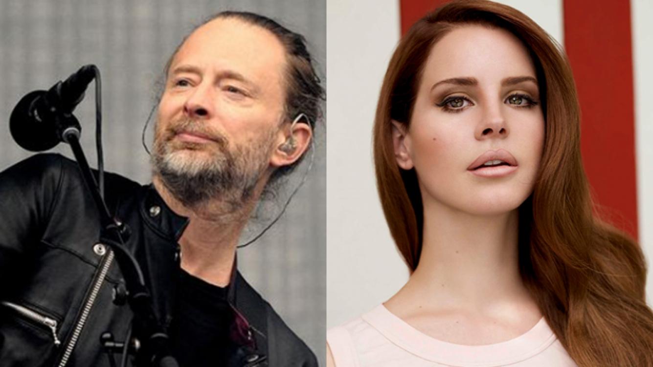 Niegan que Radiohead haya demandado a Lana del Rey por supuesto plagio