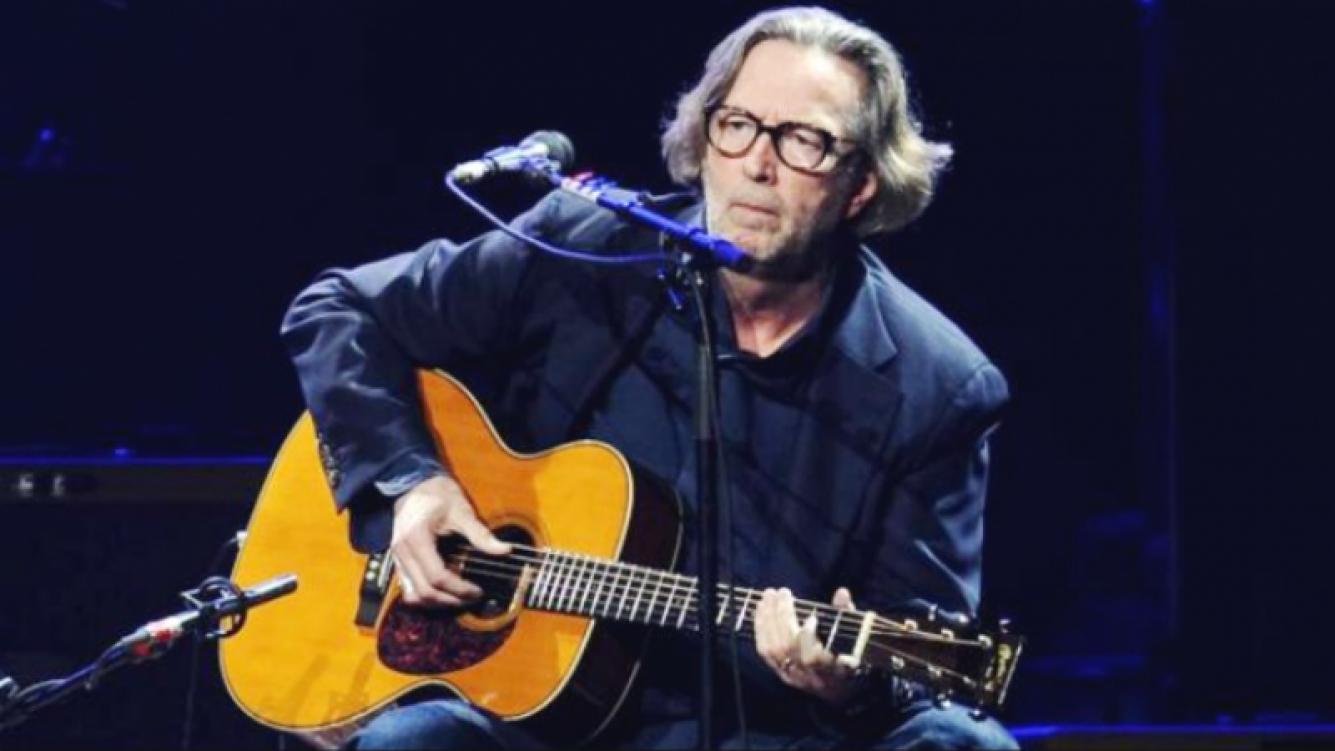 Eric Clapton confesó que padece tinnitus y que se está quedando sordo (Foto: Web)