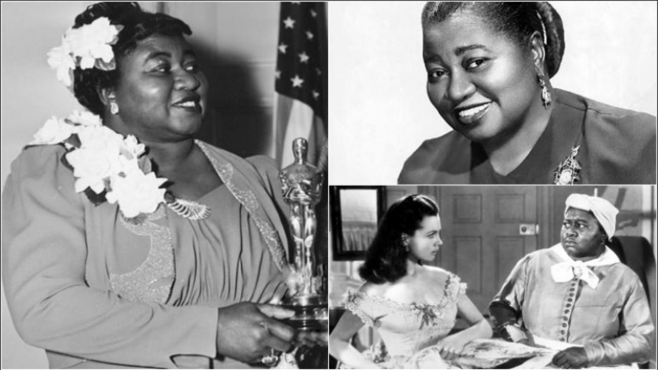Preparan una biopic sobre Hattie McDaniel, la primera mujer negra que ganó un Oscar