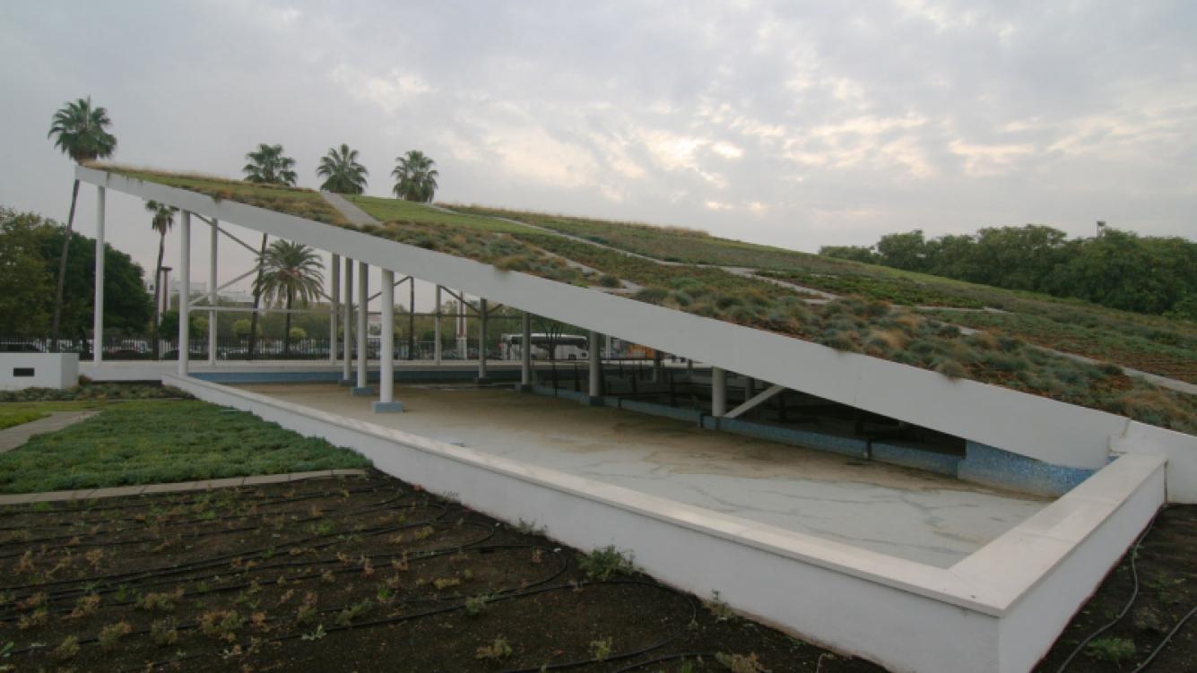 Techos verdes para contrarrestar el cambio climático