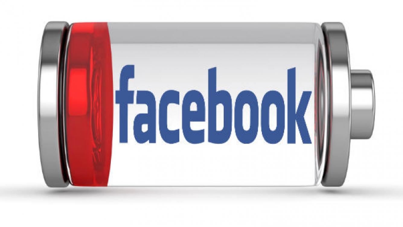 ¿Facebook y Messenger acaban con la batería de su smartphone?