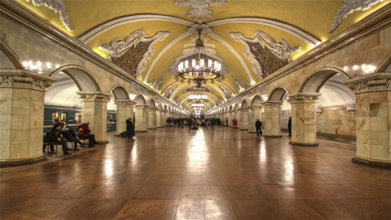 La app del Metro de Moscú es una novedad