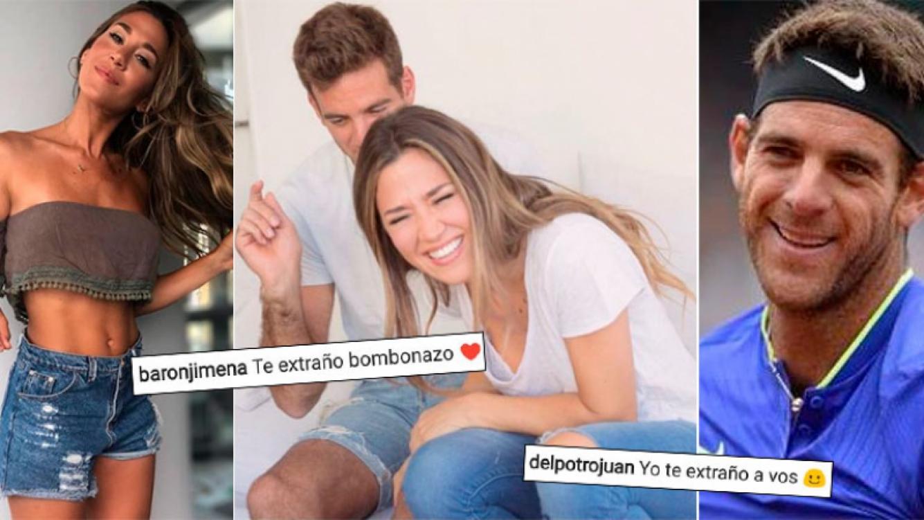 Jimena Barón quiere una mascota para Momo pero Delpo se niega