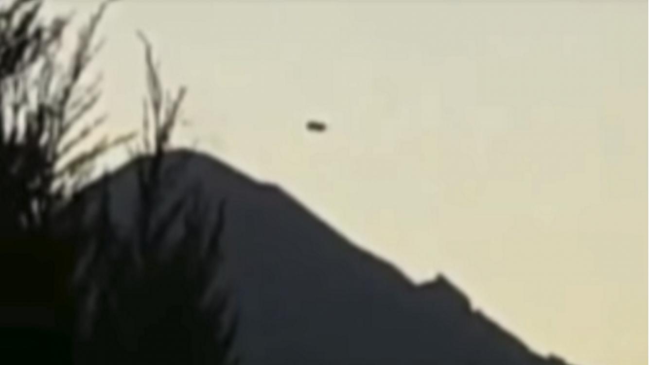 Un presunto Ovni fue grabado en el cielo de México