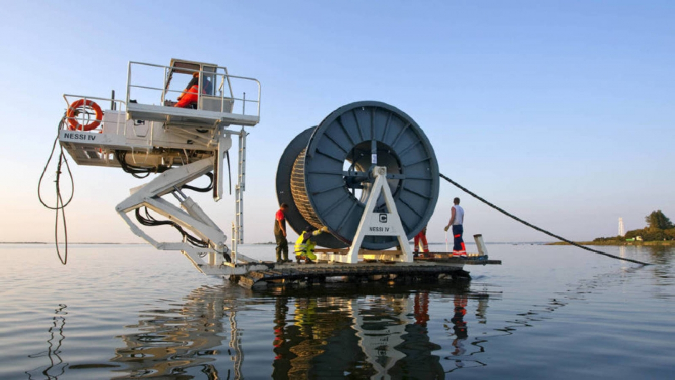 El cable submarino de Google, de Chile a California