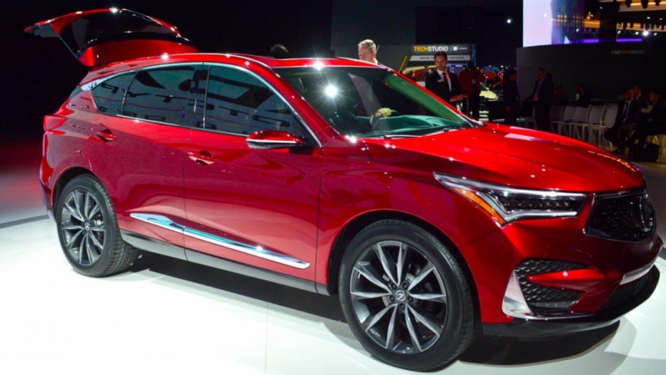 Honda estrenó sus modelos Insight Prototype y Acura RDX