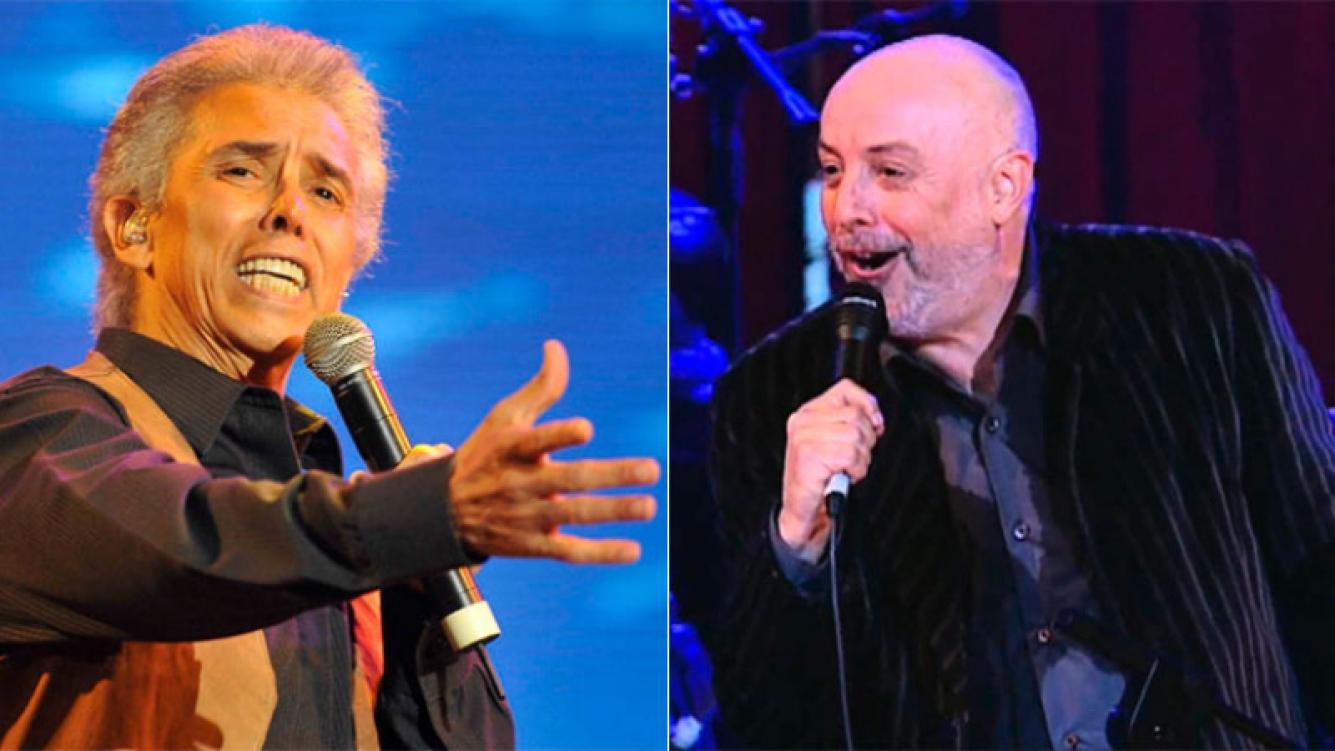 Jairo y Baglietto, juntos en la apertura de la edición 2018 del Festival de Cosquín