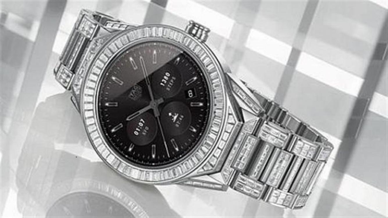 Presentaron el reloj más caro del mundo