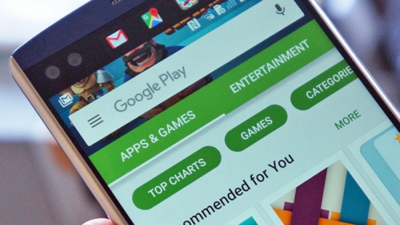 Google eliminó 60 app de juegos de Play Store