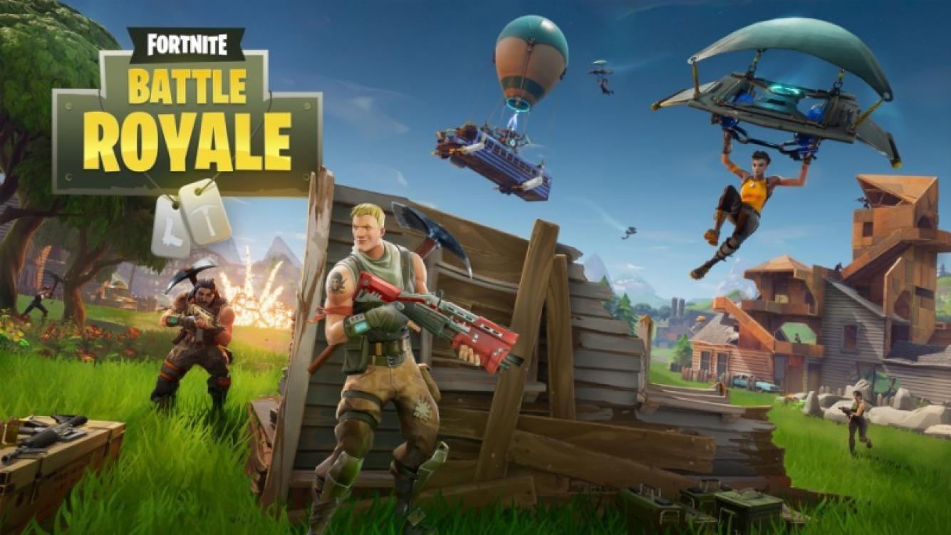 Fortnite Battle Royale ya cuenta con varias mejoras
