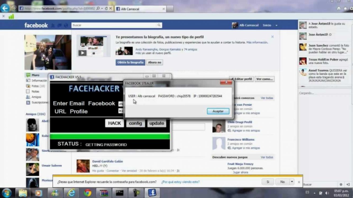Roban claves de Facebook desde aplicaciones disponibles en Play Store