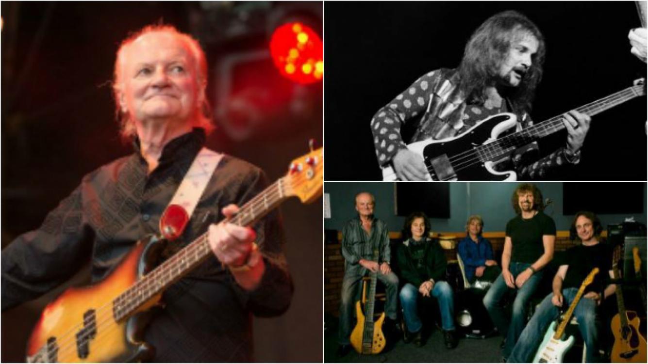 Murió Jim Rodford, bajista de las míticas bandas The Kinks y The Zombies