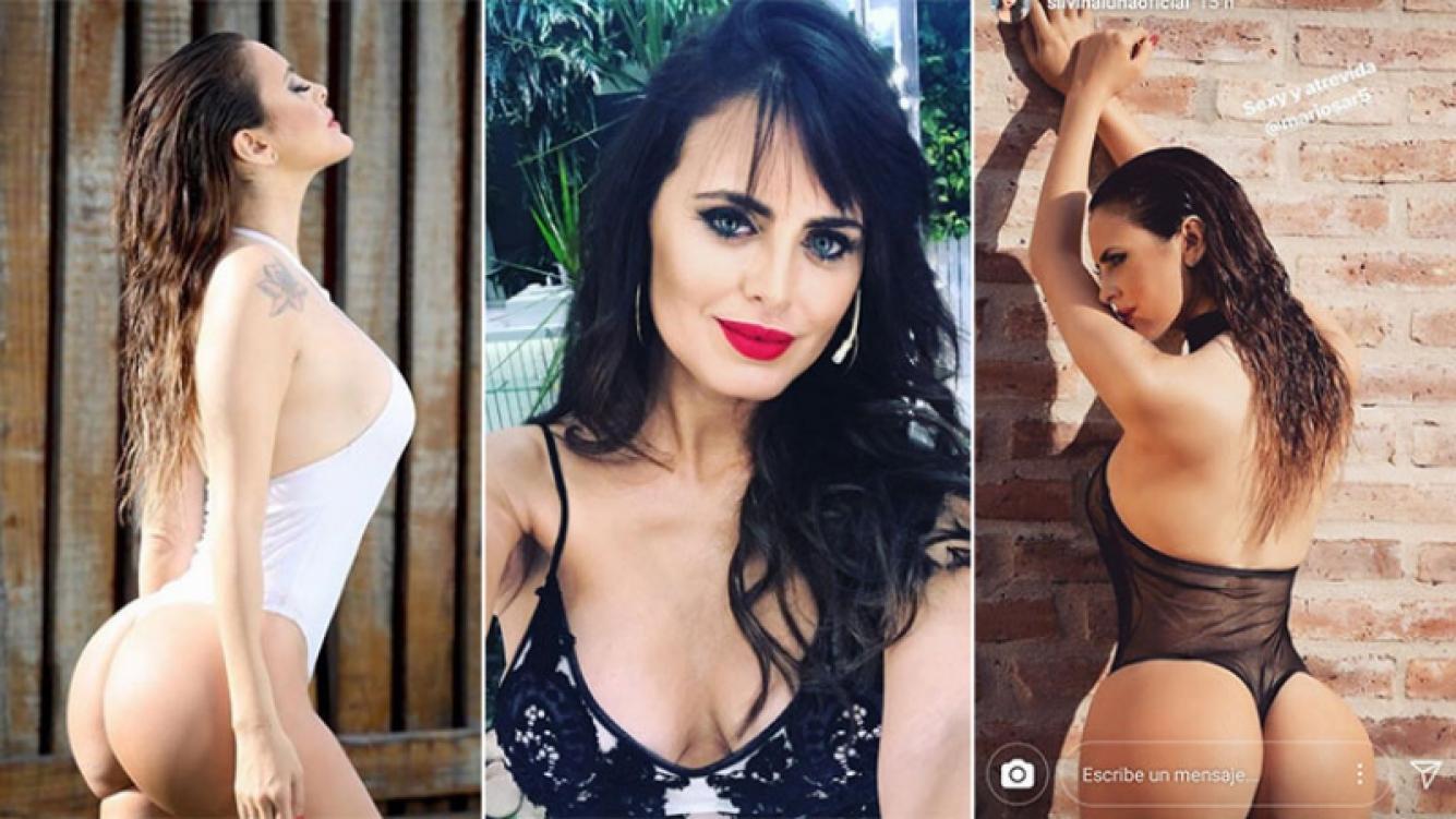 ¡Diosa en las sierras! Silvina Luna lució sus exuberantes curvas en Carlos Paz : Verano explosivo 2018