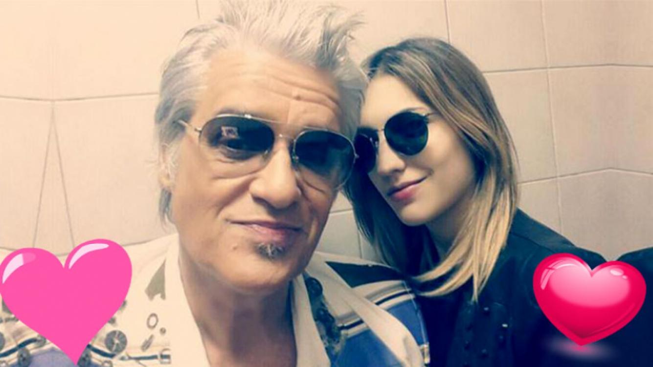 ¡La cuarta es la vencida! Roberto Pettinato se casa con su joven novia, Daiana Pérez