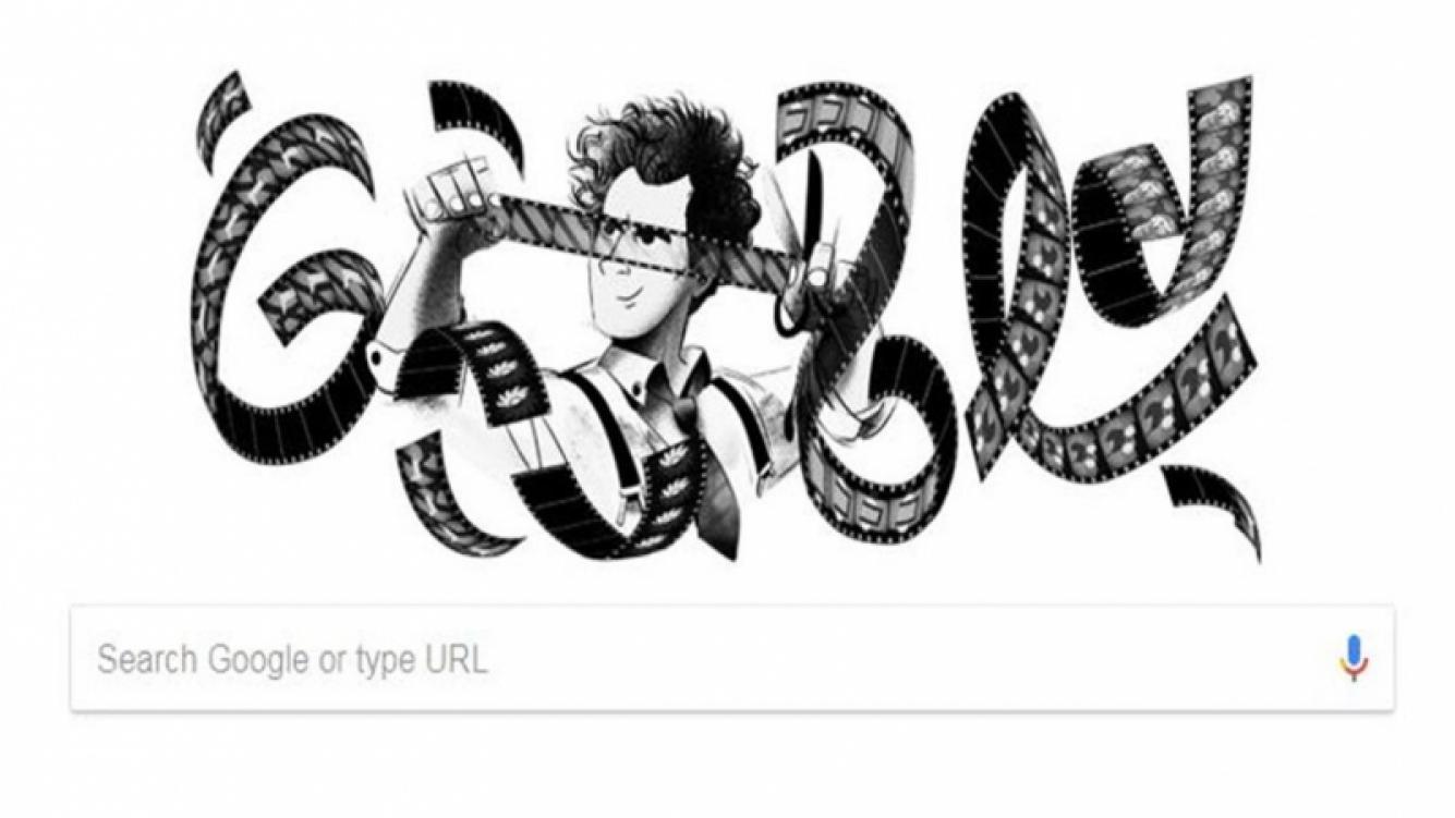 El Google Doodle de hoy es dedicado al cineasta soviético Sergei Eisenstein