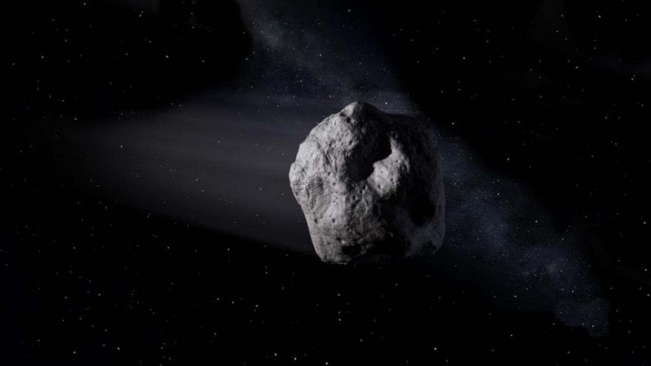 Un enorme asteroide pasará cerca de la Tierra en febrero