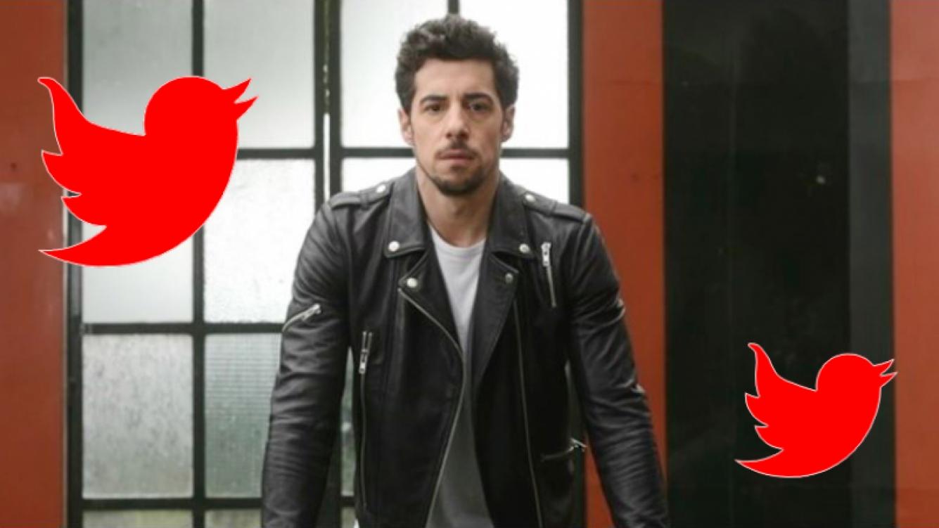 La furia de Esteban Lamothe en Twitter contra sus haters: Dejen el celu, bobos, paren de fracasar