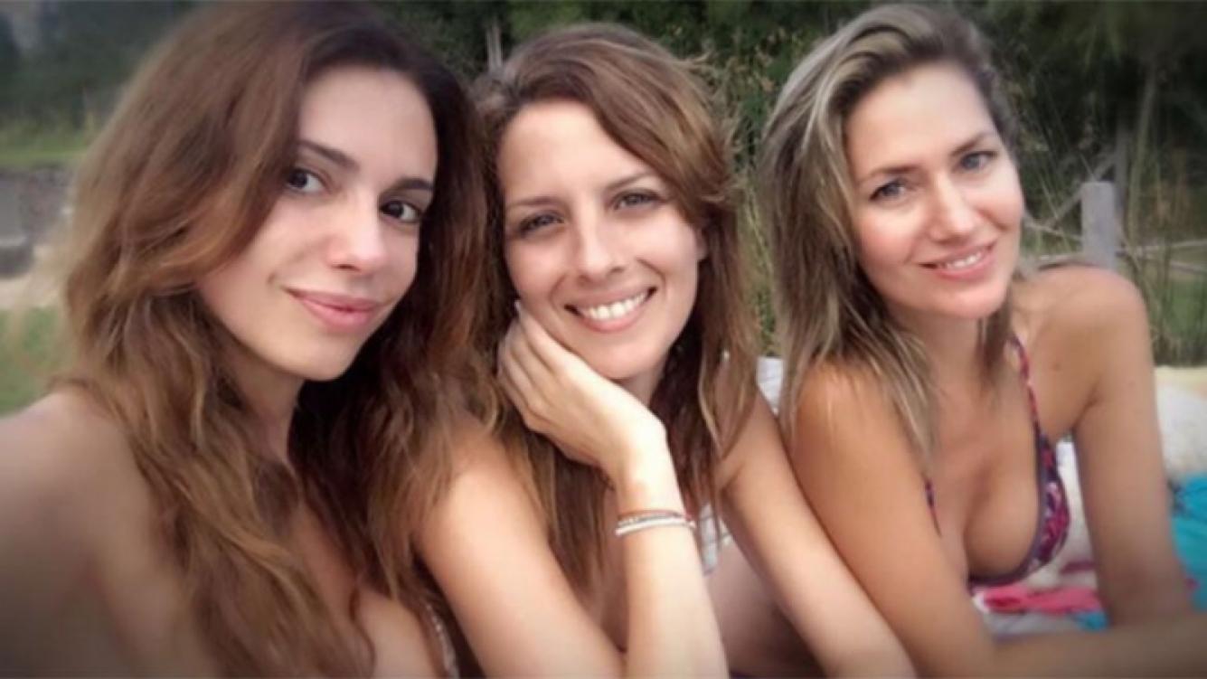 ¡Trío de periodistas diosas! Las fotos veraniegas de Carolina Losada, Soledad Larghi y Guadalupe Vázquez