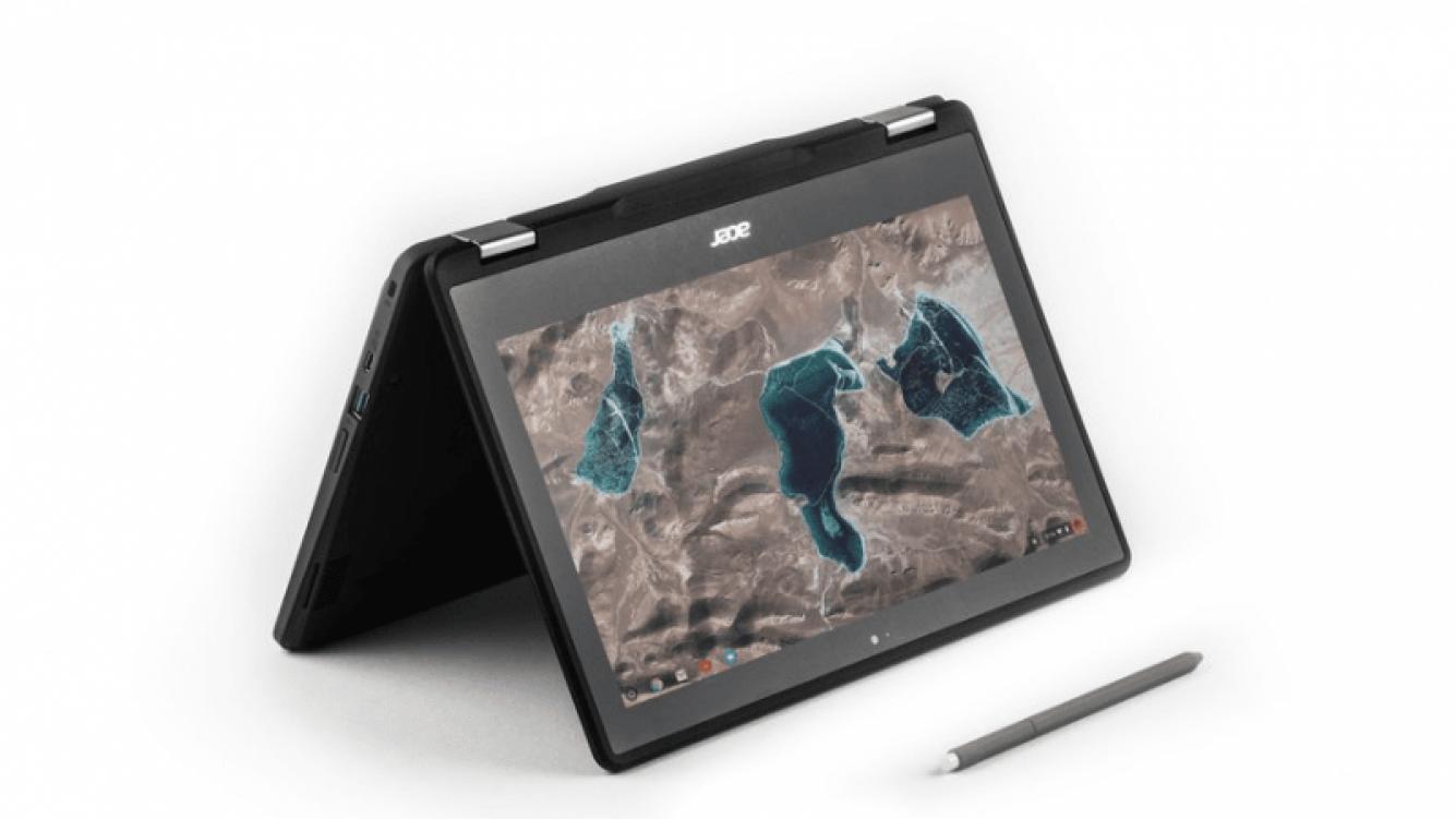 Acer lanzó un Chromebook que permite apps de Android