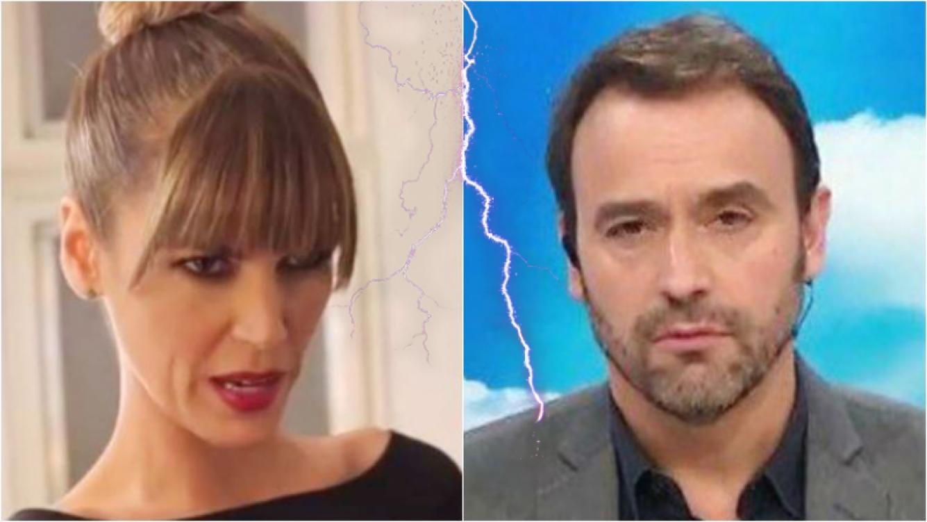 El chispazo twittero de Viviana Canosa con Adrián Pallares por su reconciliación con Ángel de Brito: ¡De...