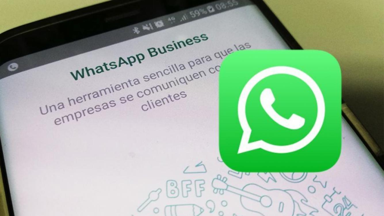 Cómo poner un número de teléfono fijo en la app — WhatsApp