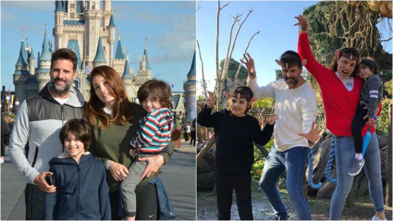 Las vacaciones inolvidables de José María Listorti y su familia en Disney World: Donde los sueños se hacen...