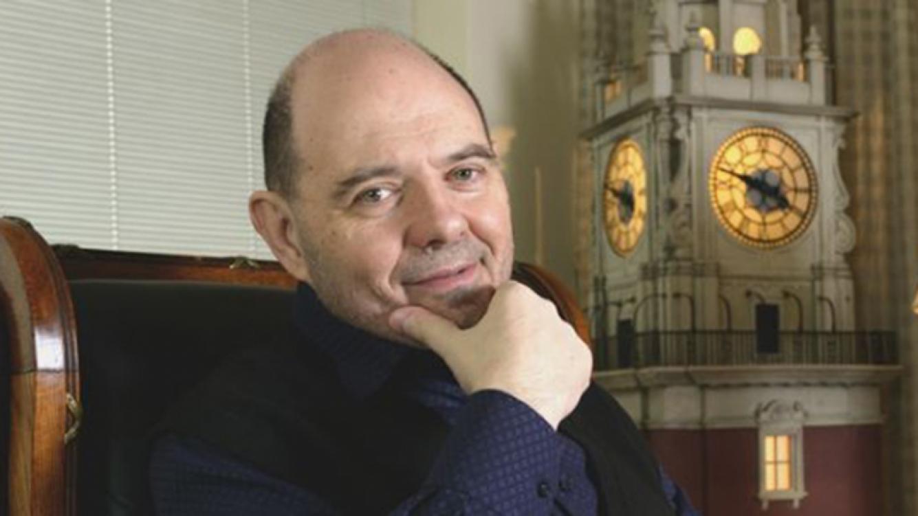 Carlos Rottemberg fue reconocido como Visitante Notable de Mar del Plata al cumplir 40 temporadas ininterrumpidas