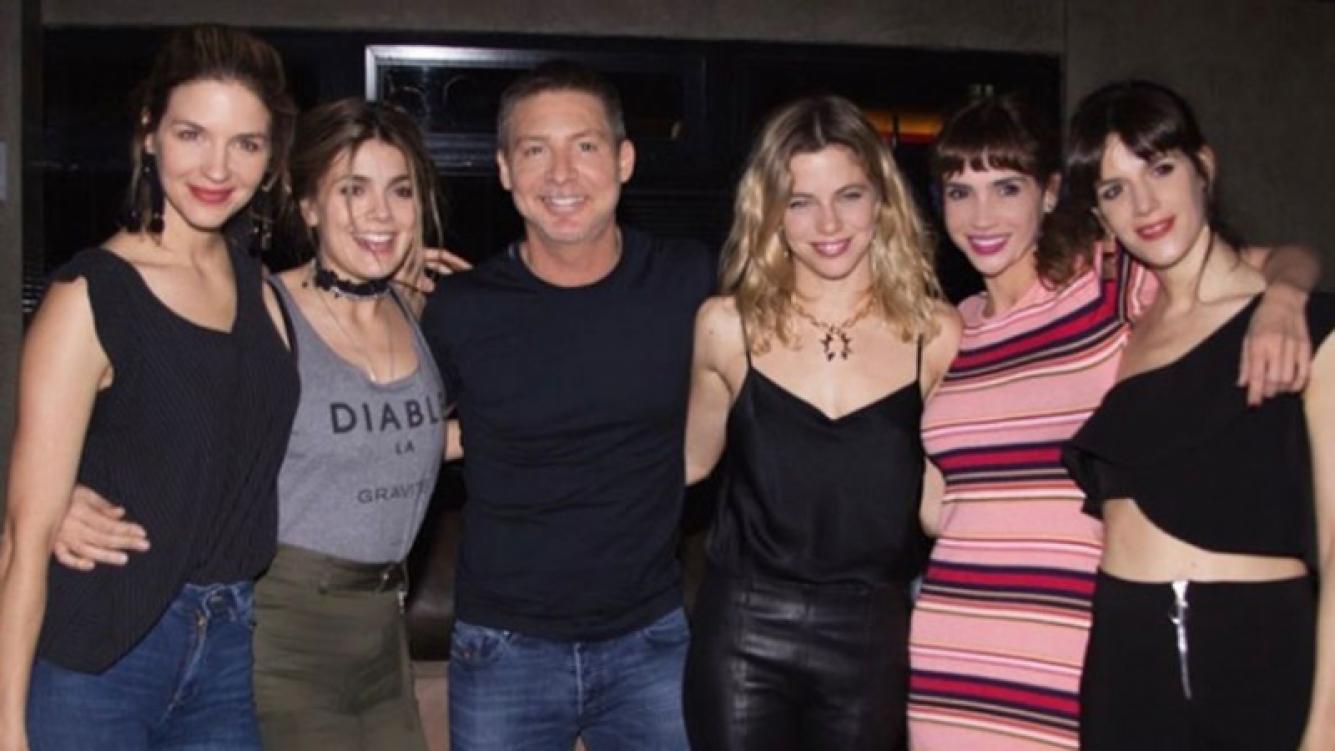 Adrián Suar y la posibilidad de llevar Las Estrellas al cine: Las chicas la rompen y no descarto hacer una película