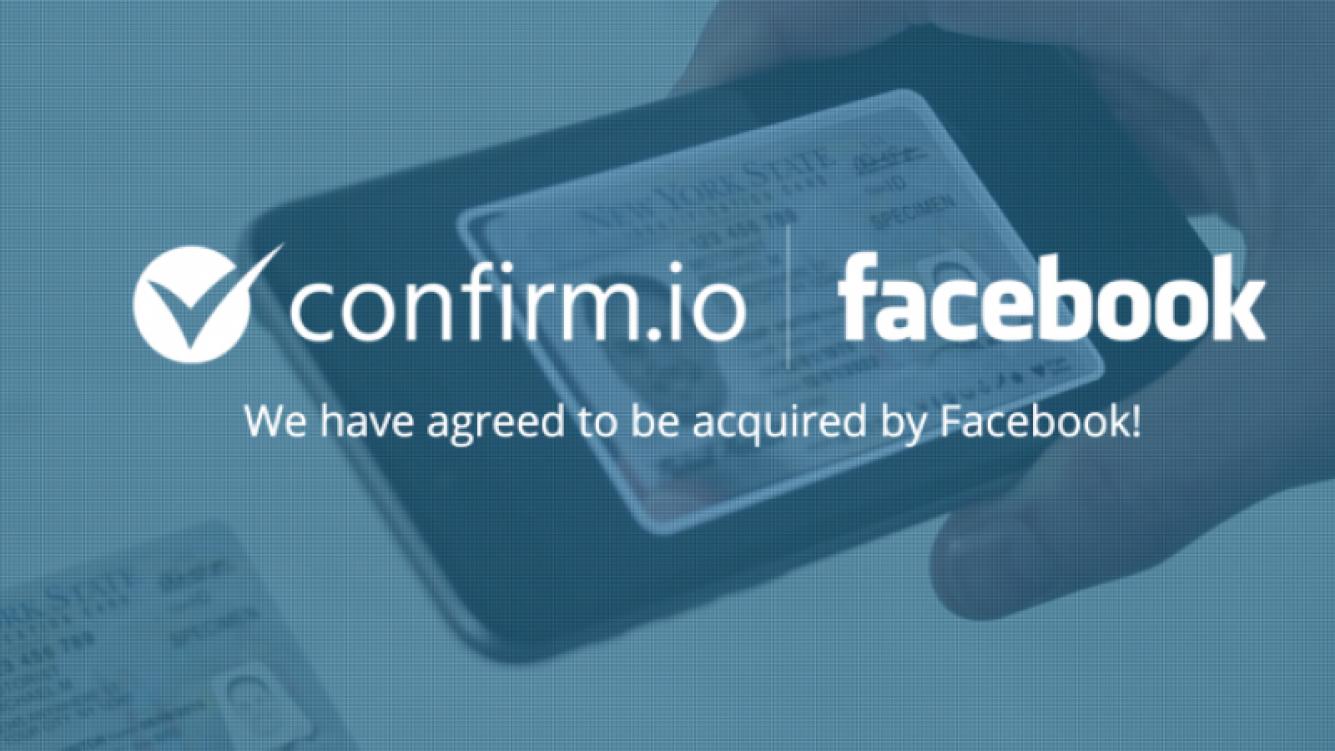 Facebook adquirió Confirm.io