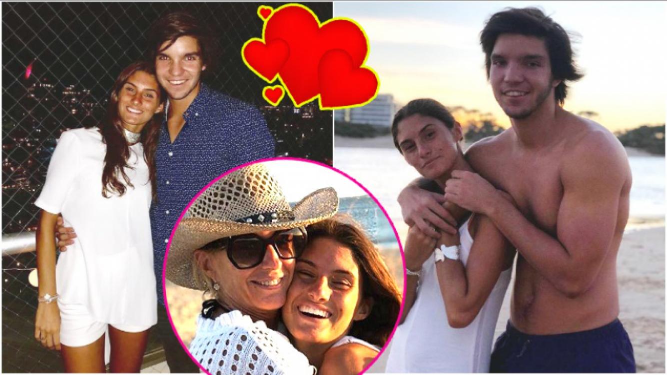 Lola Latorre, enamorada de su novio tras 8 meses de relación y la felicidad de Yanina (Fotos: Instagram)